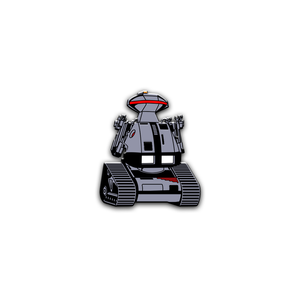 Chopping Mall: Killbot - Enamel Pin