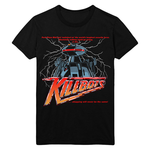 Chopping Mall: Killbots T-Shirt