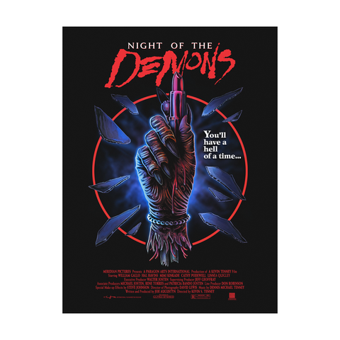 Night of the Demons: 30th Anniversary Poster (18x24)