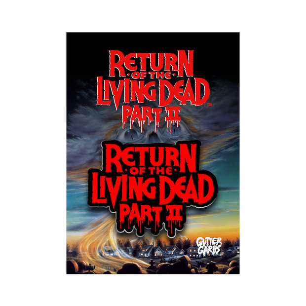 Return of the Living Dead Part 2 Enamel Pin