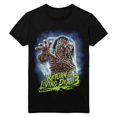 Return of the Living Dead 3: The Incredible Melting Zombie T-Shirt