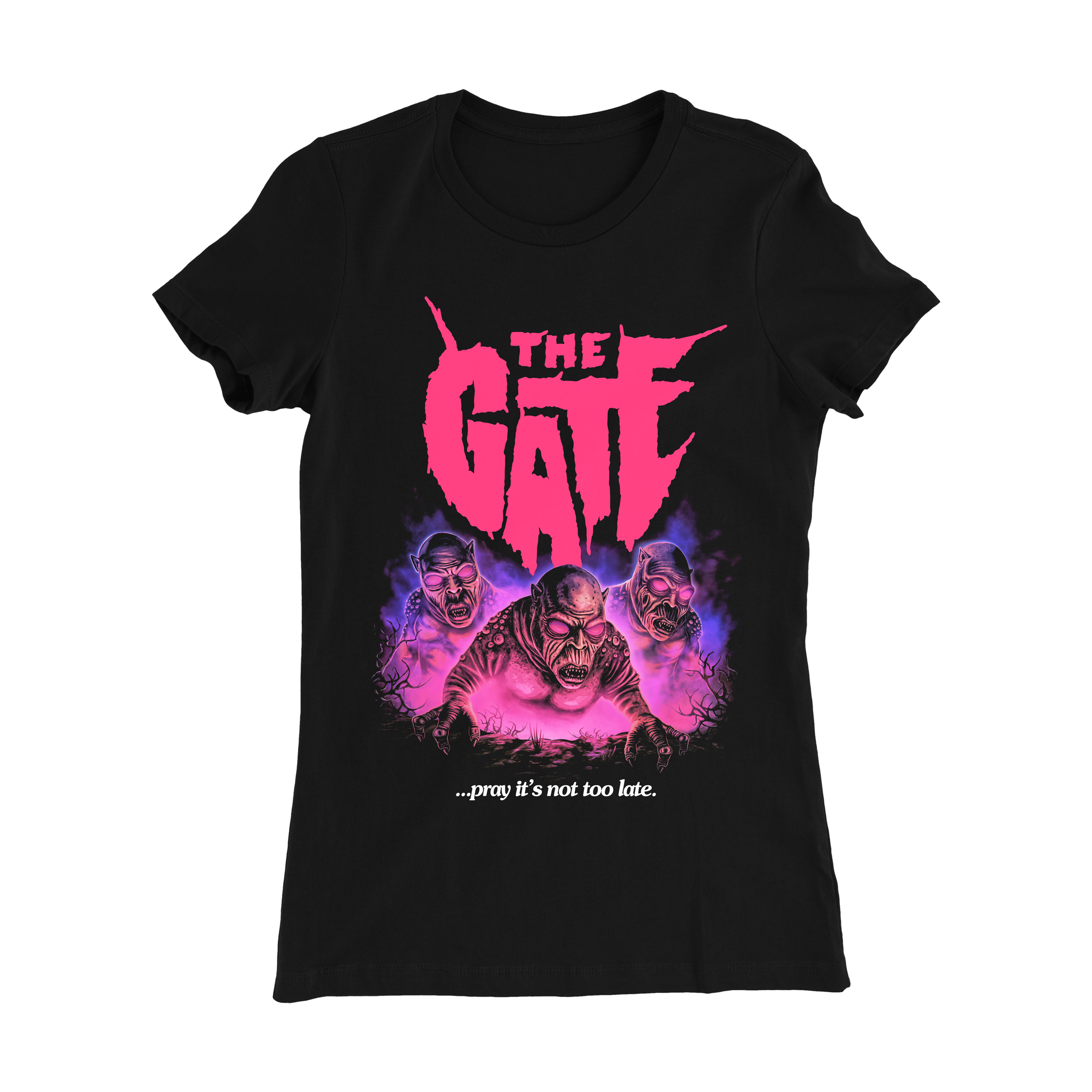 The Gate: Minions - Woman's Fit T-Shirt