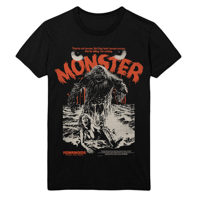 Humanoids from the Deep: Monster T-Shirt
