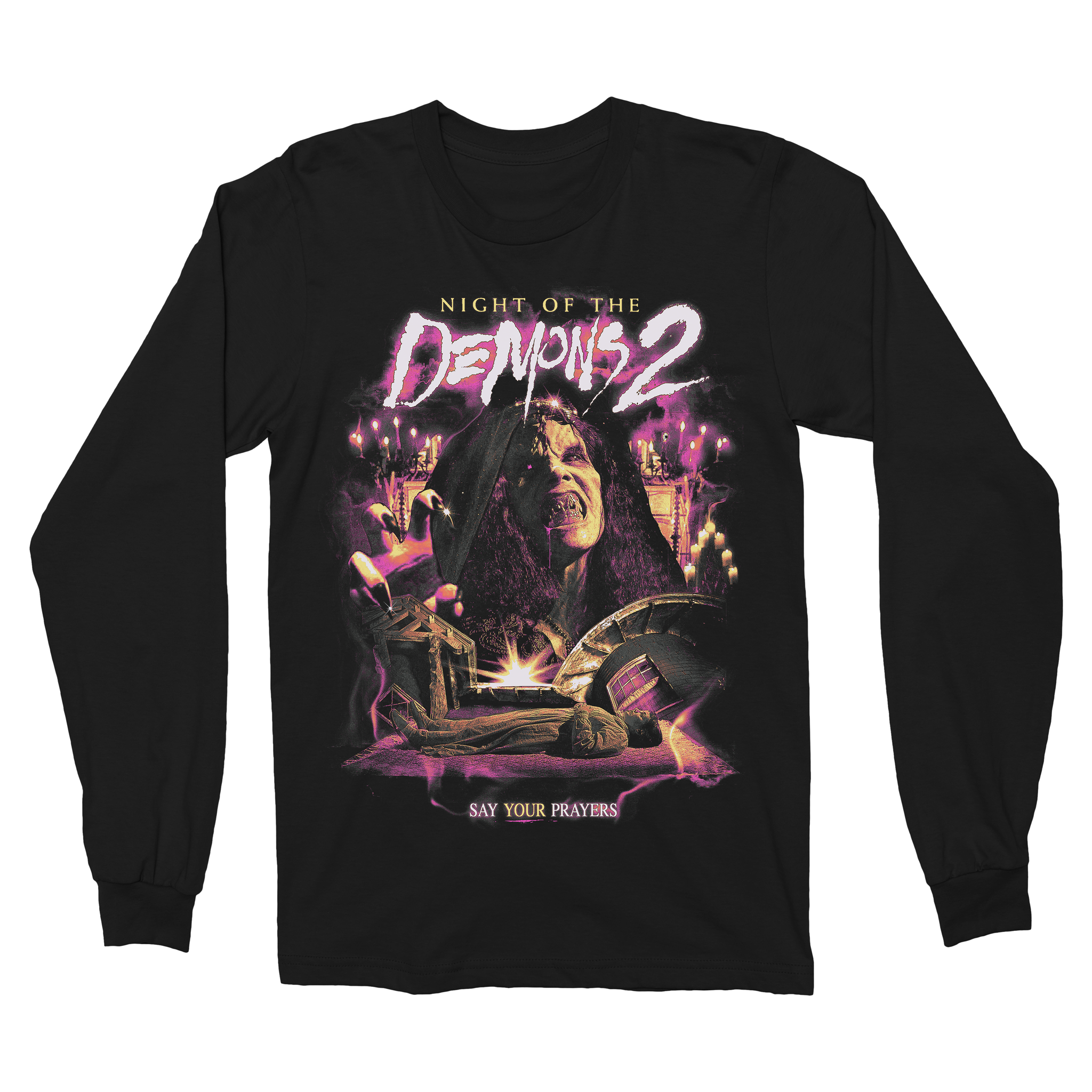 Night of the Demons 2 - Long Sleeve T-Shirt