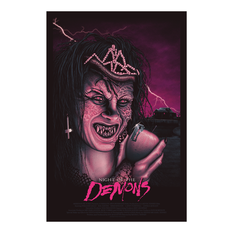 Night of the Demons Poster (24x36)