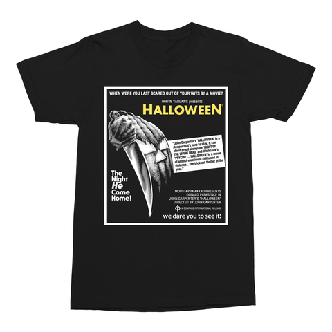 Halloween: Newspaper Ad T-Shirt