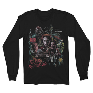 The Return of the Living Dead: Ready to Party - Long Sleeve T-Shirt