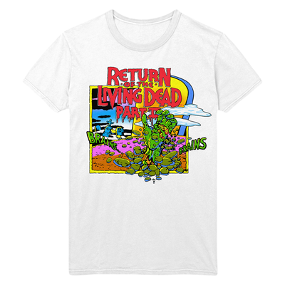 Return of the Living Dead Part 2 T-Shirt
