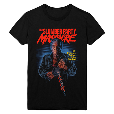 The Slumber Party Massacre: Russ Thorn T-Shirt