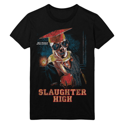 Slaughter High: Classic T-Shirt