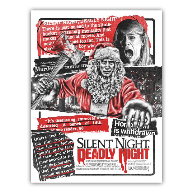Silent Night, Deadly Night: 35th Anniversary Poster (18x24)