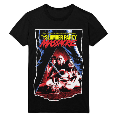 The Slumber Party Massacre T-Shirt