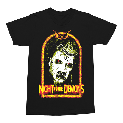 Night of the Demons: Speak of the Demon T-Shirt