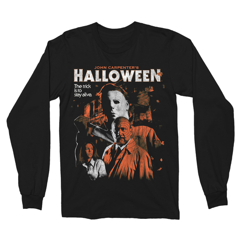 Halloween: Stay Alive - Long Sleeve T-Shirt