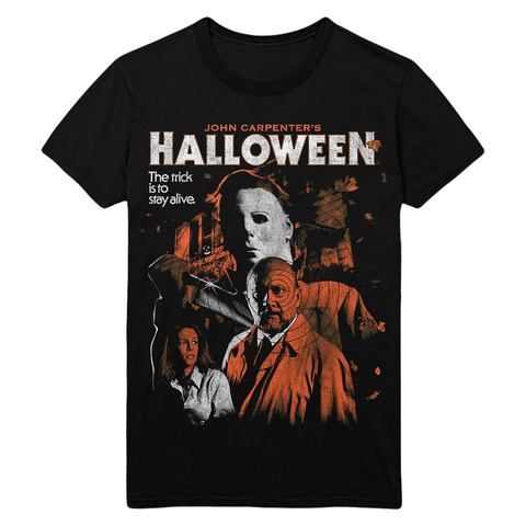Halloween: Stay Alive T-Shirt