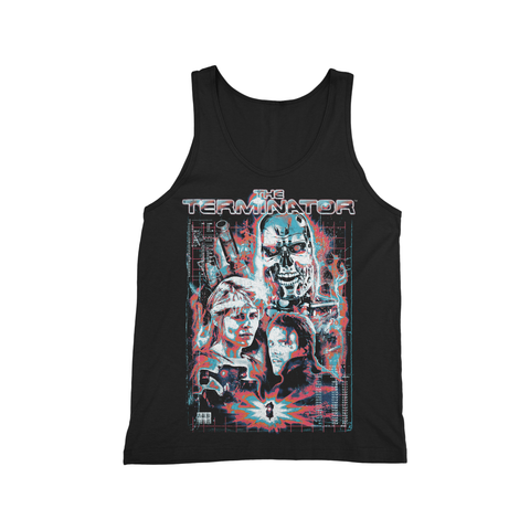 The Terminator: Los Angeles 1984 - Tank Top