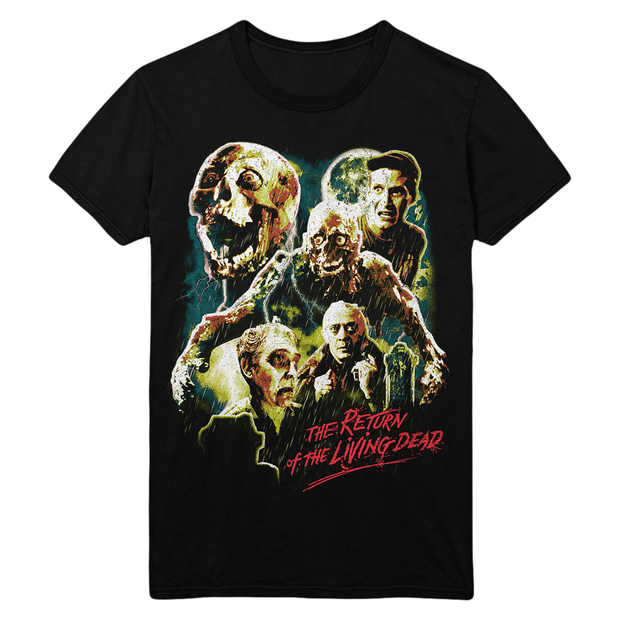 The Return of the Living Dead T-Shirt