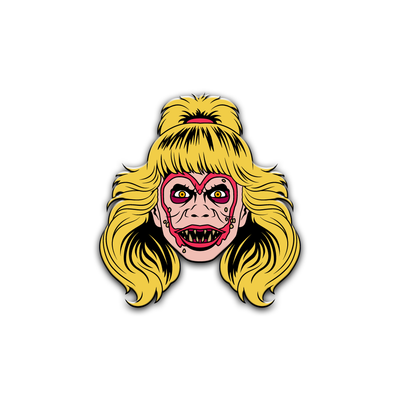 Night of the Demons Enamel Pin