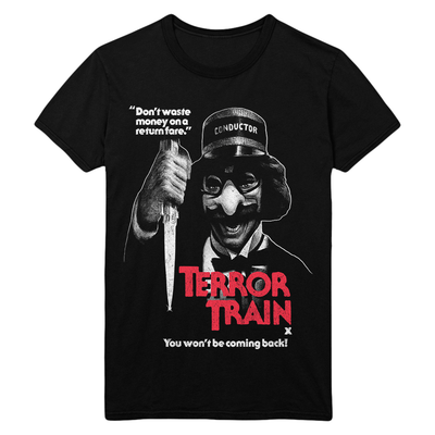 Terror Train: UK Quad Inspo T-Shirt