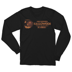 Halloween: TV Spot - Long Sleeve T-Shirt