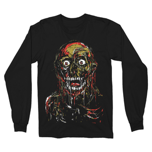 The Return of the Living Dead: Toxic Tarman - Long Sleeve T-Shirt