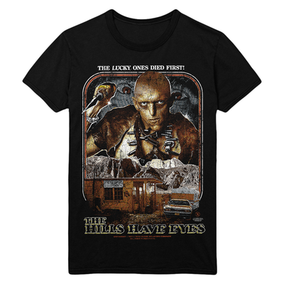 The Hills Have Eyes: The Lucky Ones T-Shirt