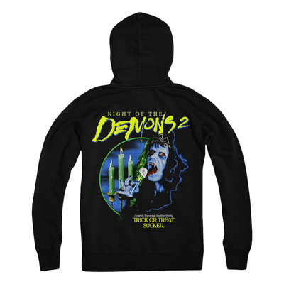 Night of the Demons 2 Hoodie Sweatshirt