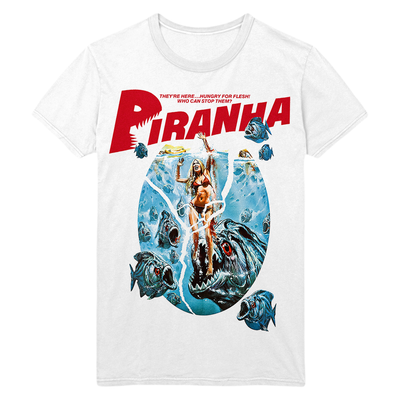 Piranha: Unstoppable T-Shirt