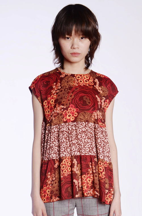 Daisy Delights Blouse - Anna Sui