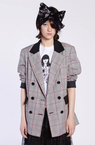 Rosebuds Tweed Coat