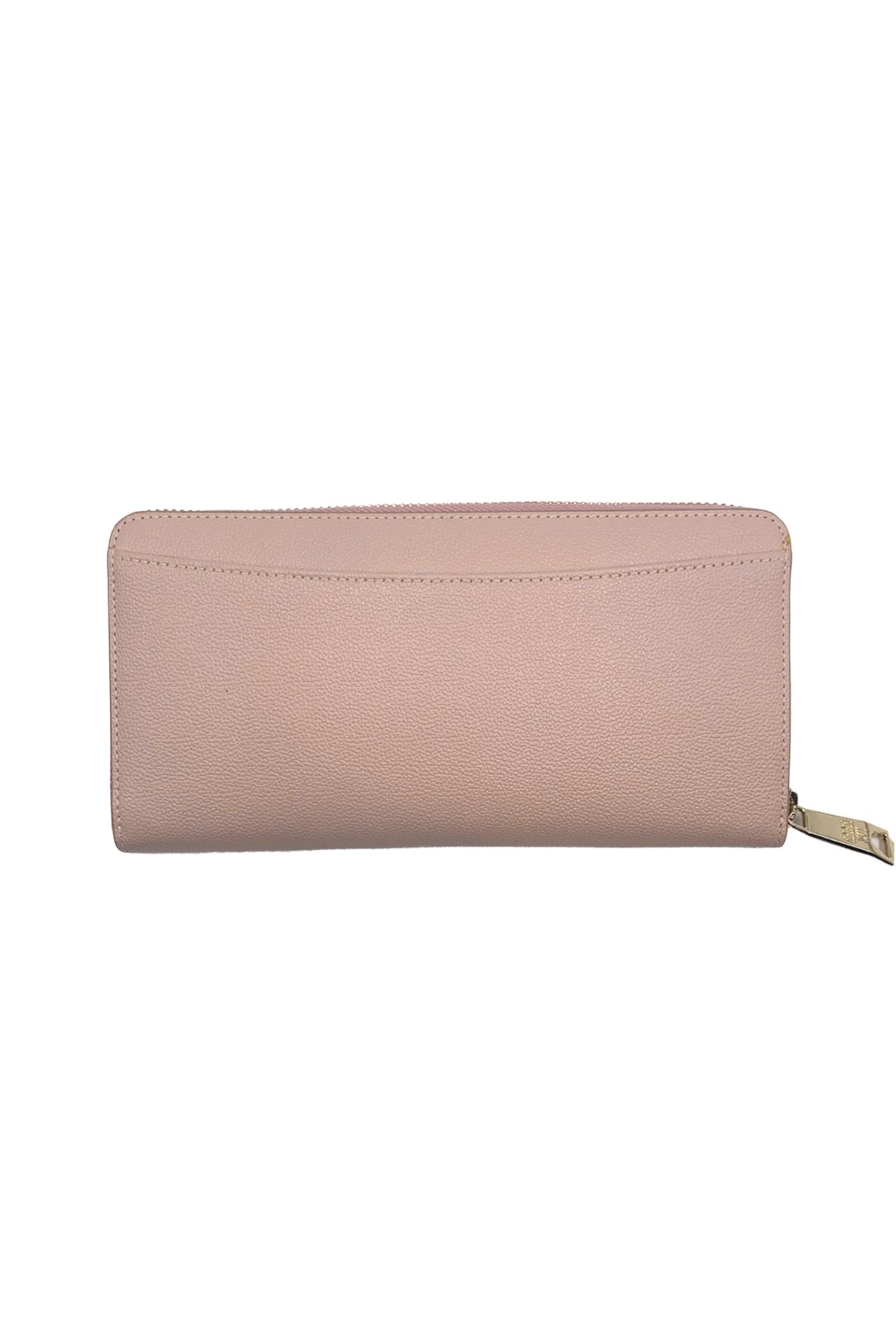 Butterfly Charm Dusty Pink Wallet - Anna Sui