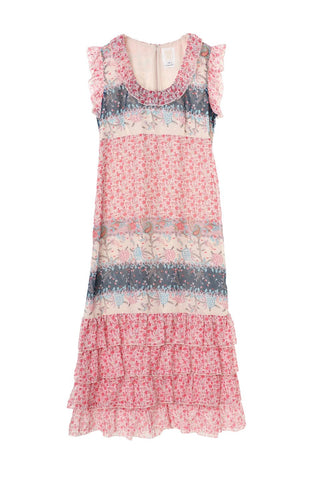 Poppy Road Long Dress
