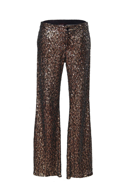 Twinkling Stars at Night Sequin Pant