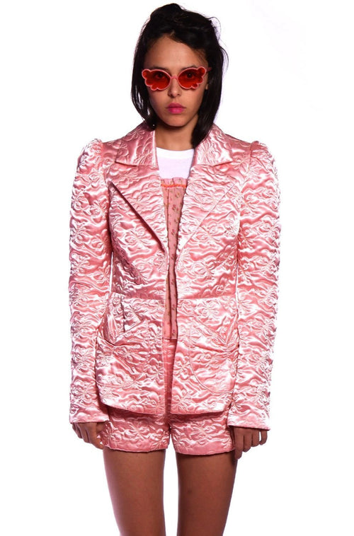 Quilted Butterflies Jacket - Anna Sui