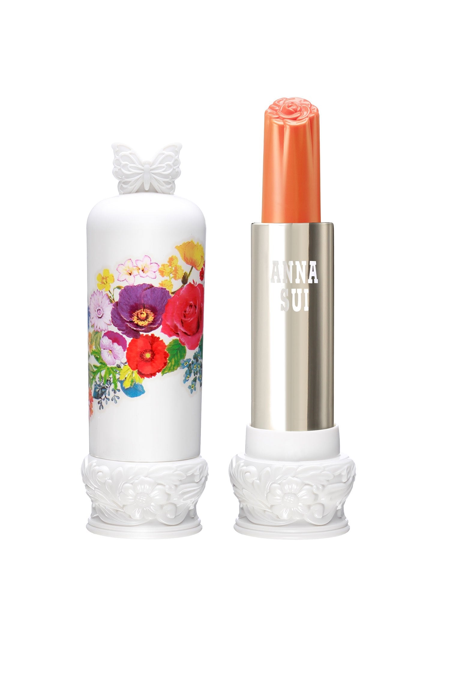 New: Lipstick S: Sheer Flower - Anna Sui