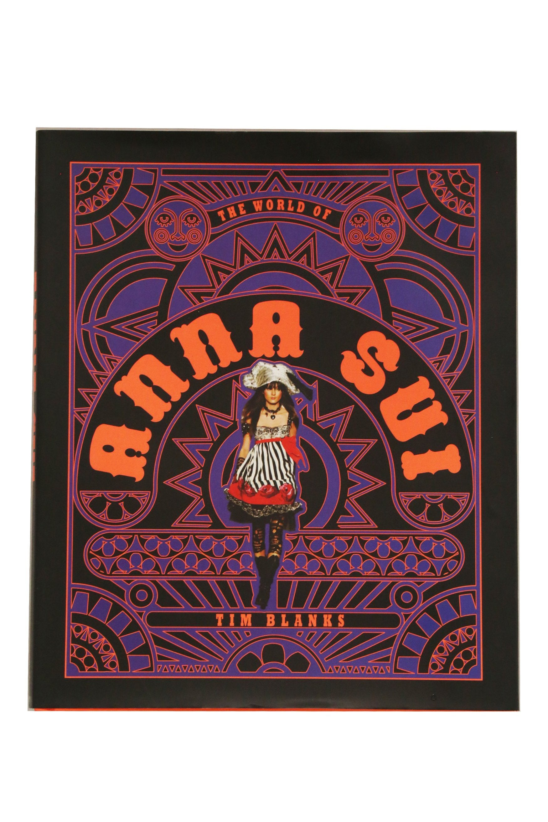 """THE WORLD OF ANNA SUI"" By Tim Blanks"