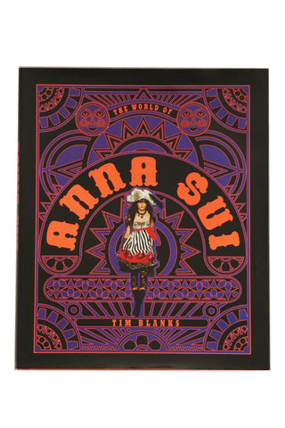 Anna Sui Fashion Sketch Book