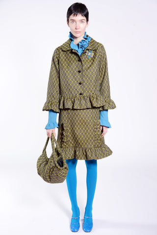 Pop-Pourri Posies Coat