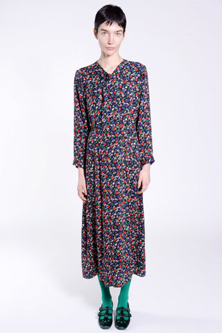 Tip Toe Through the Tulips Maxi Dress