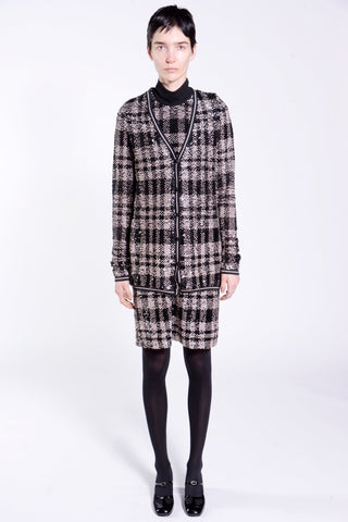Sweetheart's Kiss Jacquard Coat