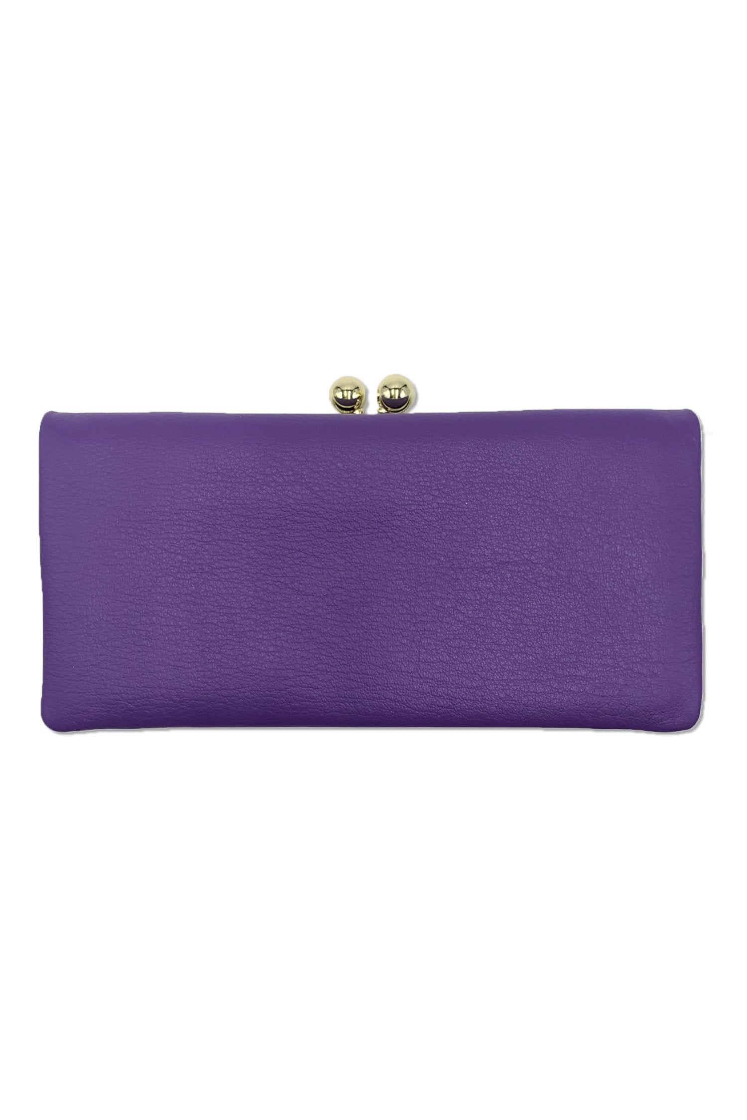 Paw Print and Star Long Clasp Wallet - Anna Sui