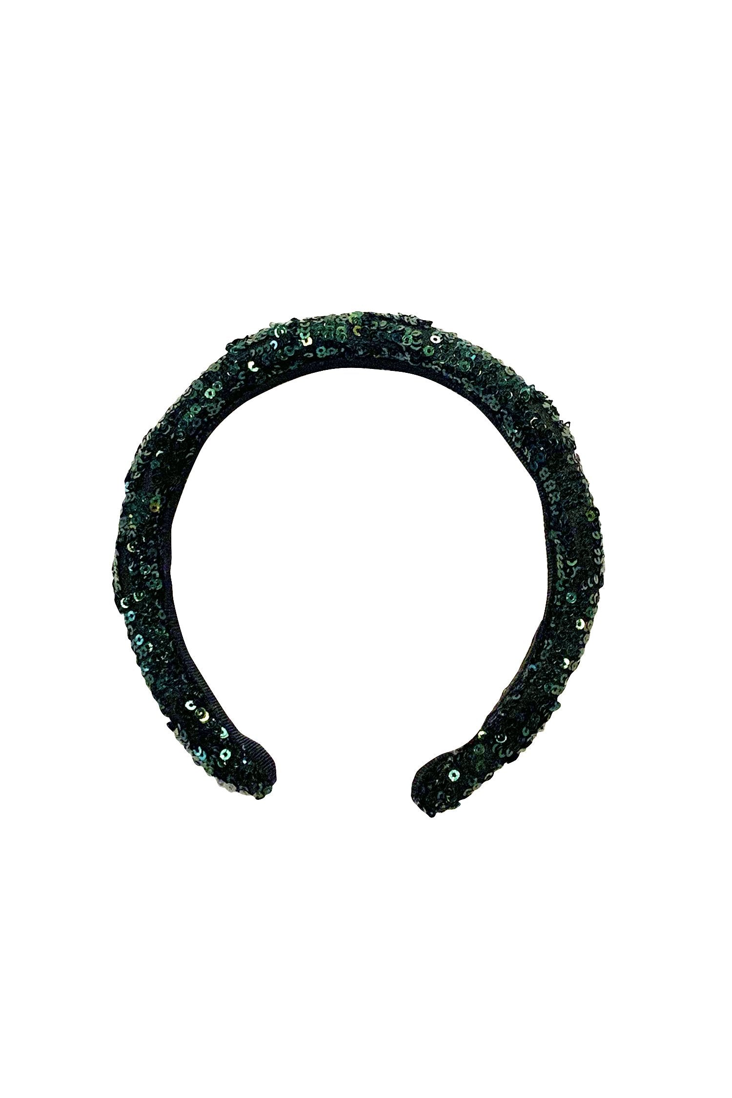 Daughters of Darkness Sequin Headband - Anna Sui