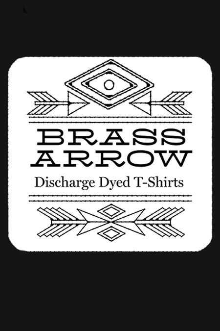 BRASS ARROW <br>  Discharge Dyed Leotard