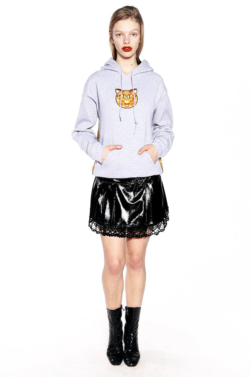 What's Good Pussycat Hoodie - Anna Sui
