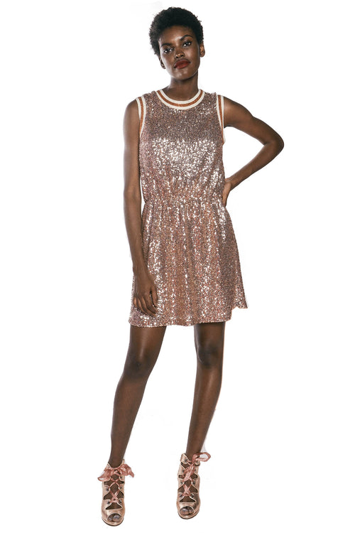 Sparkling Nights Sequin Dress