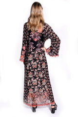 Hibiscus Islands Caftan - Anna Sui