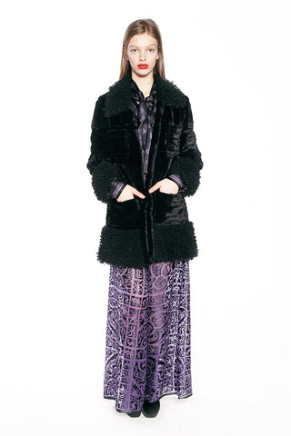 Sugar Plums Jacquard Jacket