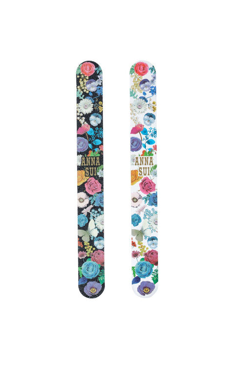 New: Floral Nail File Duo