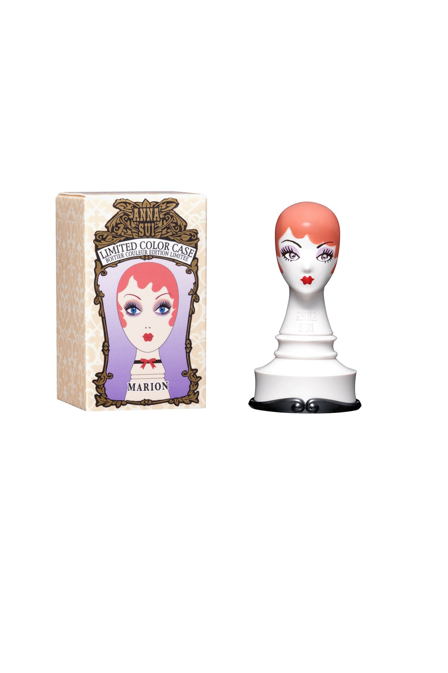 New: Limited Edition Dolly Head Color Case - Anna Sui
