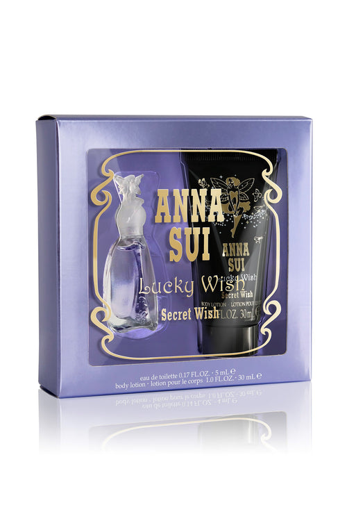 Lucky Wish<br>Sample Kit - Anna Sui